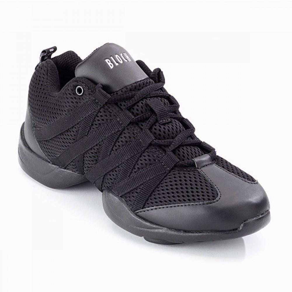 152bb30f946 Bloch Criss Cross Mesh Sneakers - IDS: International Dance Supplies Ltd