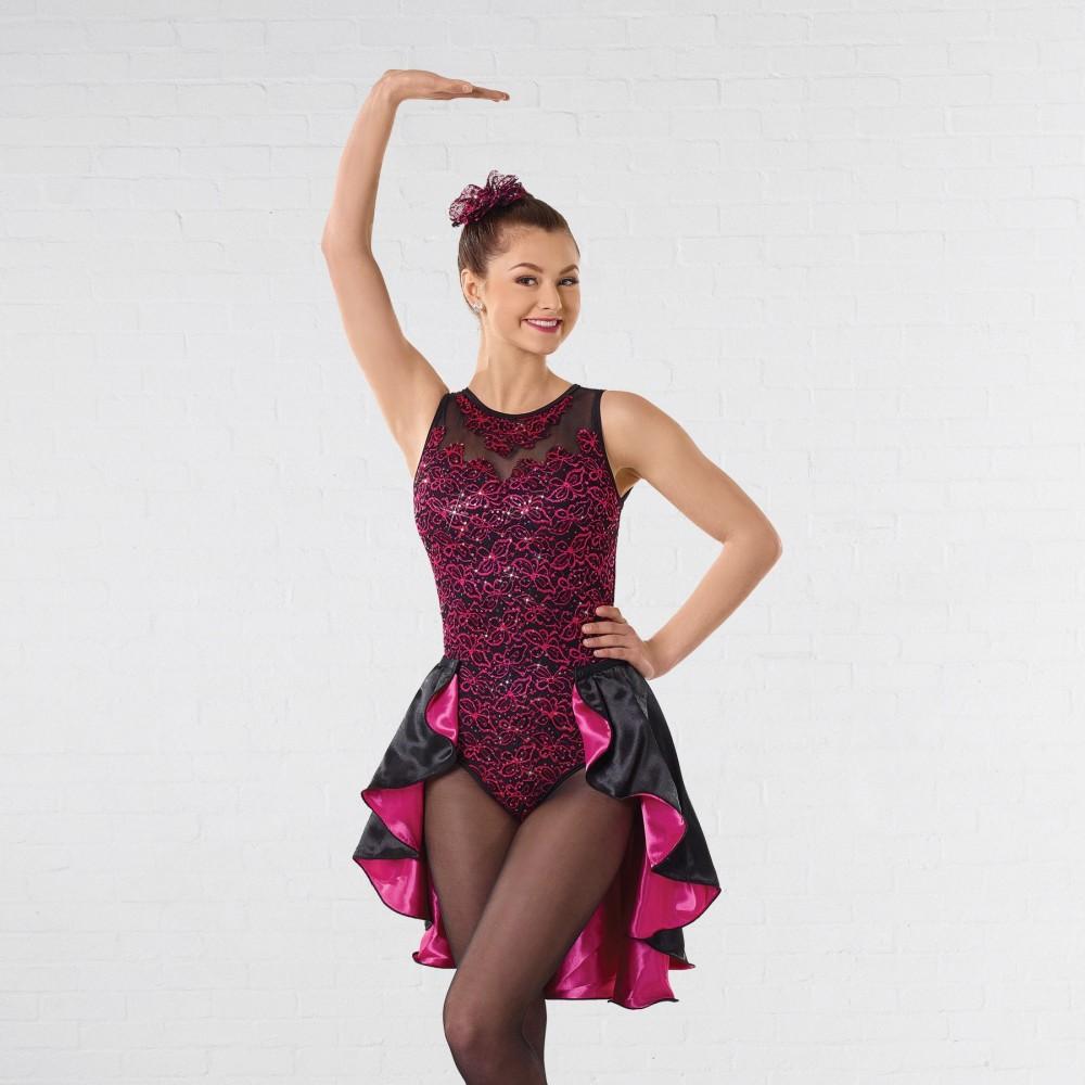 ae1ec9390289 Curtain Call Bailando Glitz Costume - IDS: International Dance ...