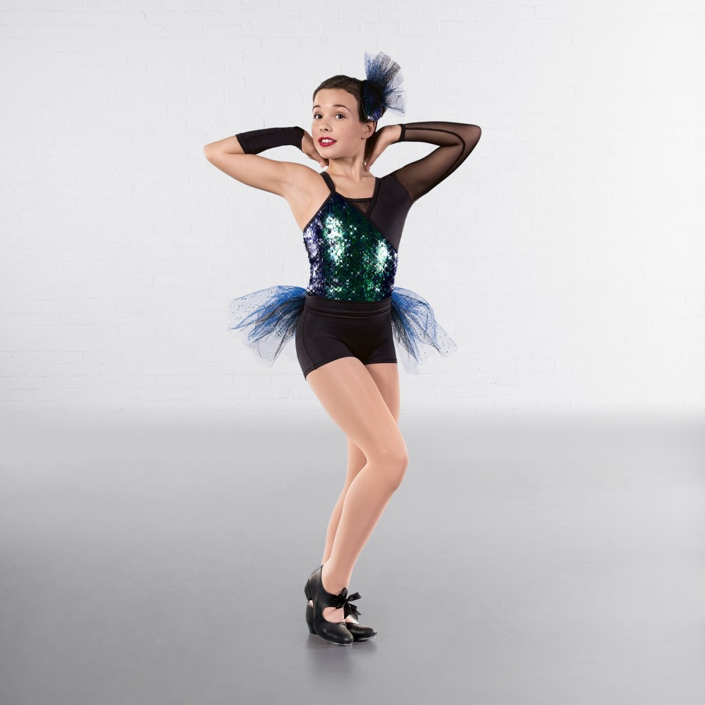 2f04ac6f29999 1st Position Blue/Green Contemporary Costume · Back. Available colours