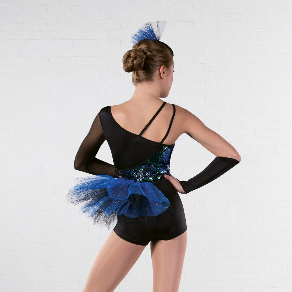 4184a34840c35 1st Position Blue/Green Contemporary Costume - IDS: International ...