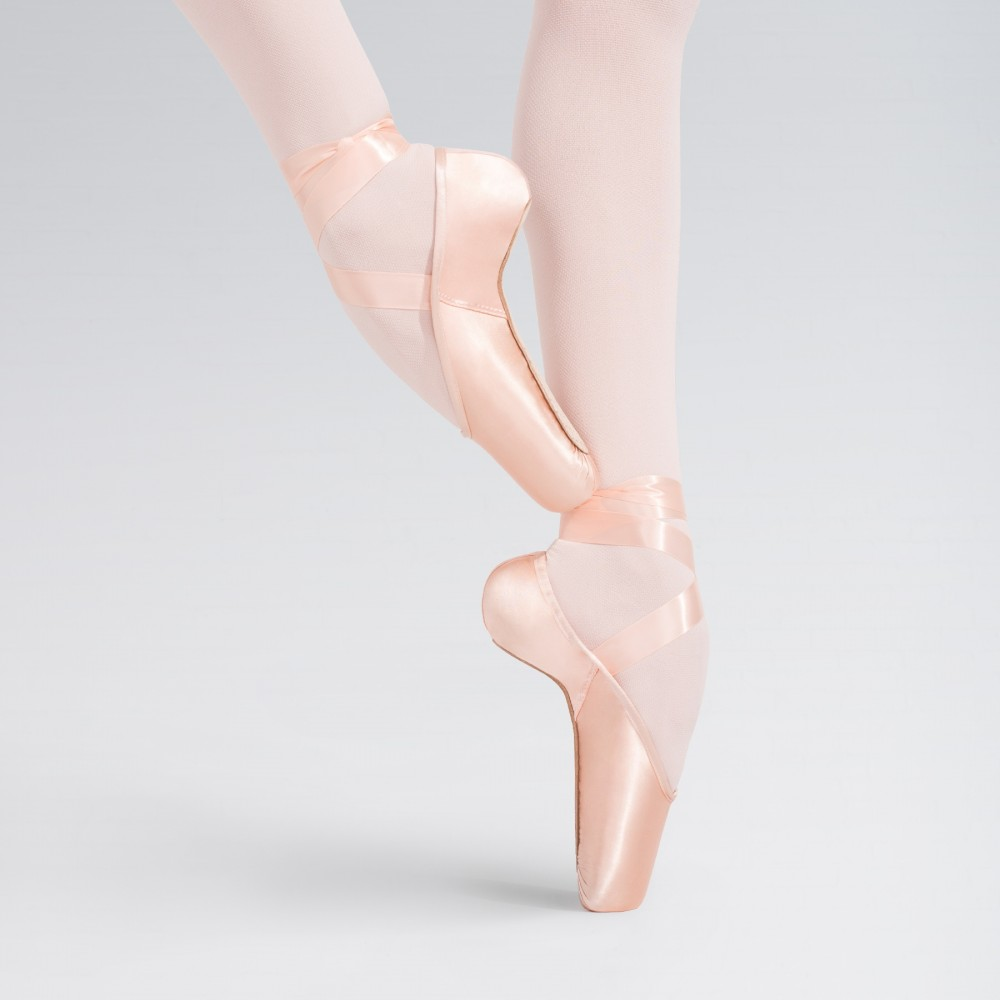 0645e59ad Capezio Kylee Pointe Shoes - IDS  International Dance Supplies Ltd