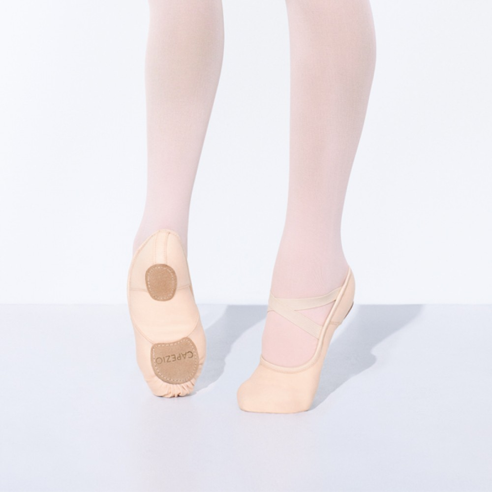 b3ee35ec4f Capezio Hanami Stretch Ballet Shoe - IDS  International Dance ...