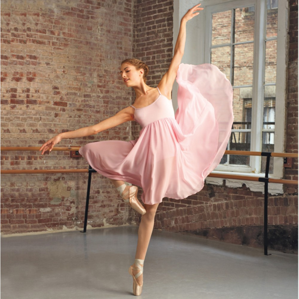 5223f20a1 Capezio Camisole Empire Dress - IDS: International Dance Supplies Ltd