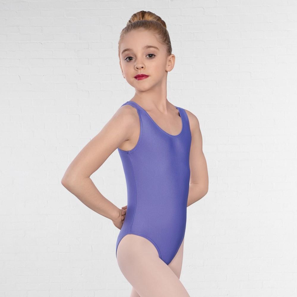 5e7cbd74c939 1st Position Value Sleeveless Leotard - IDS  International Dance ...