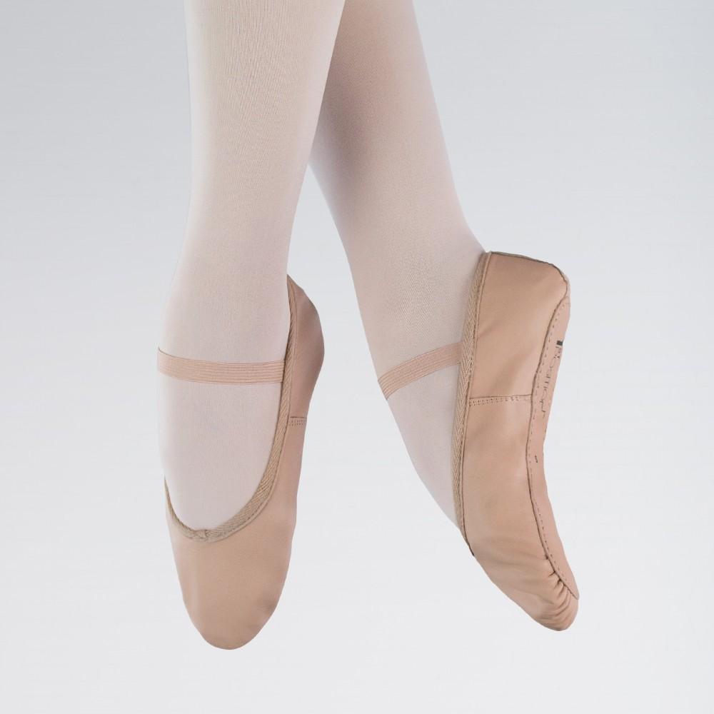 1a4c06f555 1st Position Leather Ballet Shoes - IDS  International Dance ...