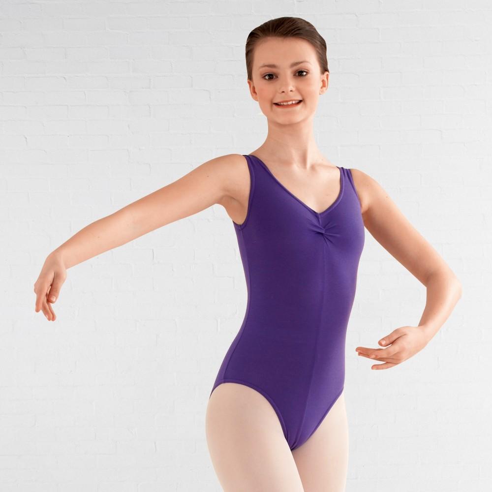 80c03d9c UKA Grade 1 to 4 Ballet Leotard - IDS: International Dance Supplies Ltd