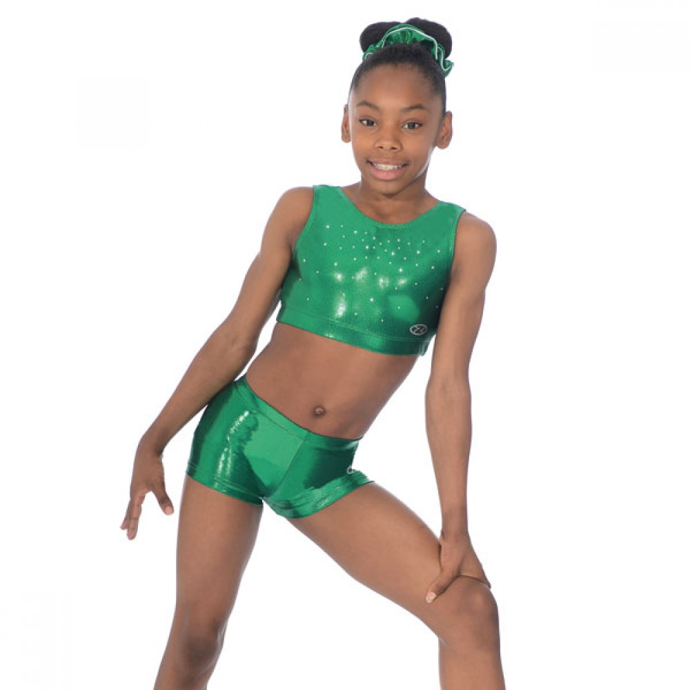a3f790eee97d6 The Zone Chic Round Neck Crop Top - IDS  International Dance ...
