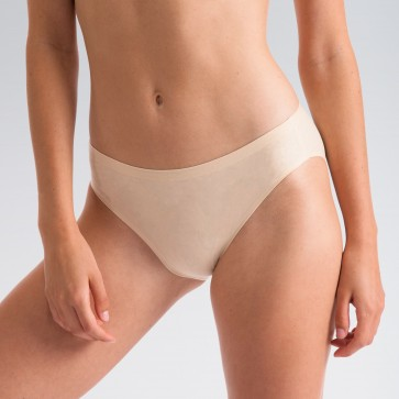 Silky Invisible High Cut Brief