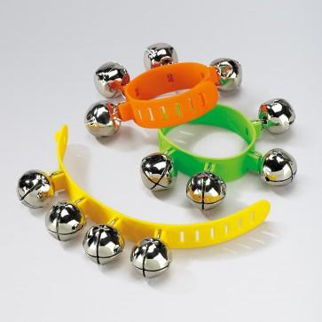 Fasce con Campane Sonaglio (Colori Assortiti)