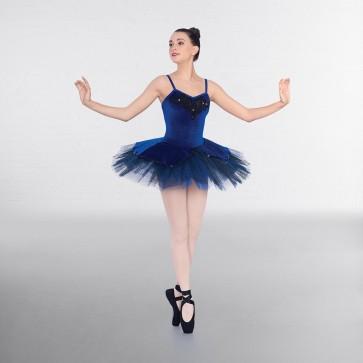 1st Position Midnight Glitter Ballet Tutu
