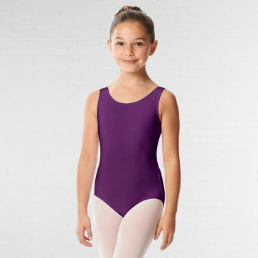 Lulli Tank Cotton Ballet Leotard Barbara