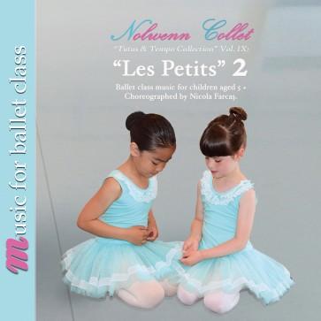 Les Petits 2 Ballet Class Music for Children Aged 5+
