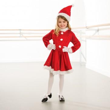 Little Miss Santa Dress