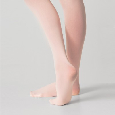 Silky Ballet Full Foot Tights (Pink)