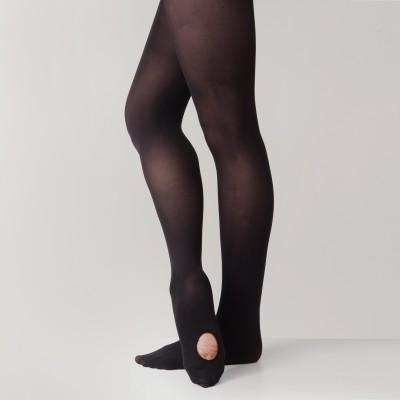 Capezio Ultra Soft Transition Tights (Black)