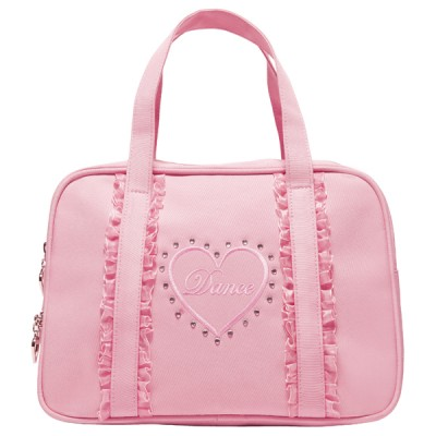 Capezio Dance Heart Bag Pink