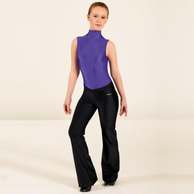 ISTD Tap V Front Nylon Jazz Pants