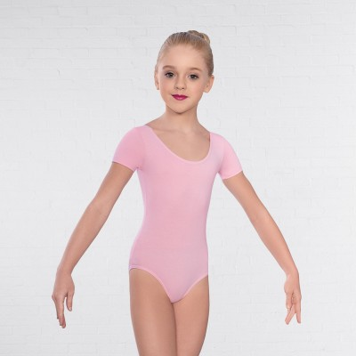 1st Position Kate Pre/ Primary Leotard (Pale Pink)