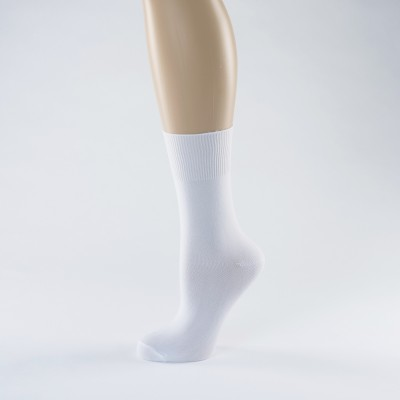 Silky Dance Ballet Socks (White)