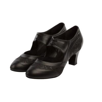 Supadance Teaching And practice Leather/Stingray Shoe