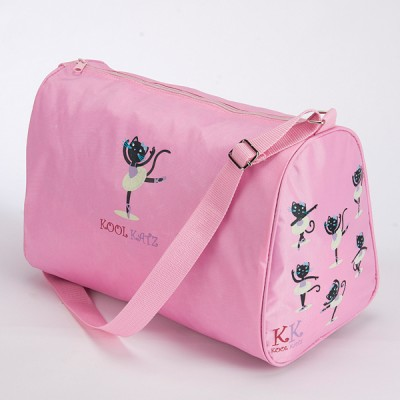Kool Katz Pink Zip Top Bag