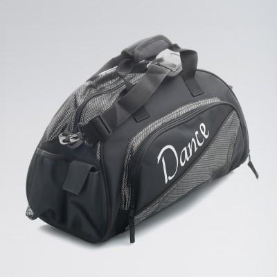 Katz Medium Sports Bag Graphite/Black