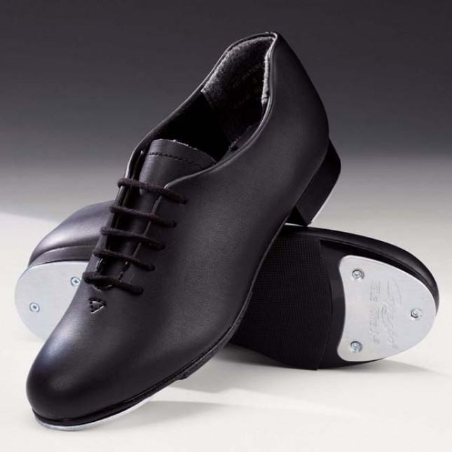 Capezio Tapster Shoes - Black