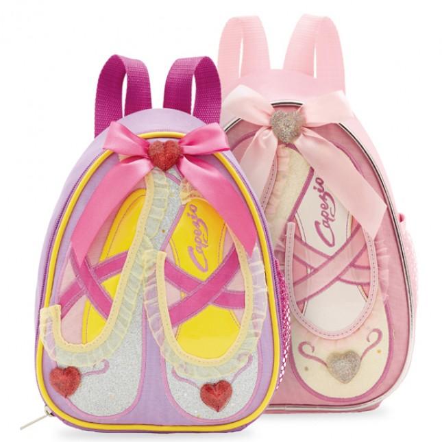 Capezio Shoes Backpack Purple