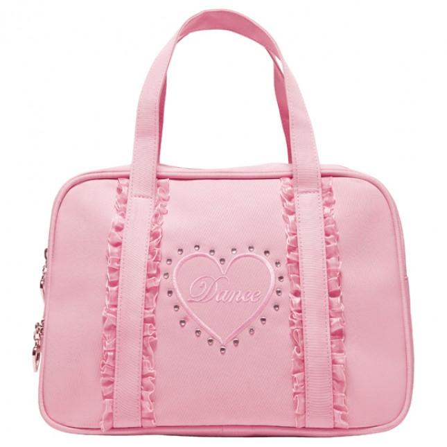Capezio Dance Heart Bag Pink