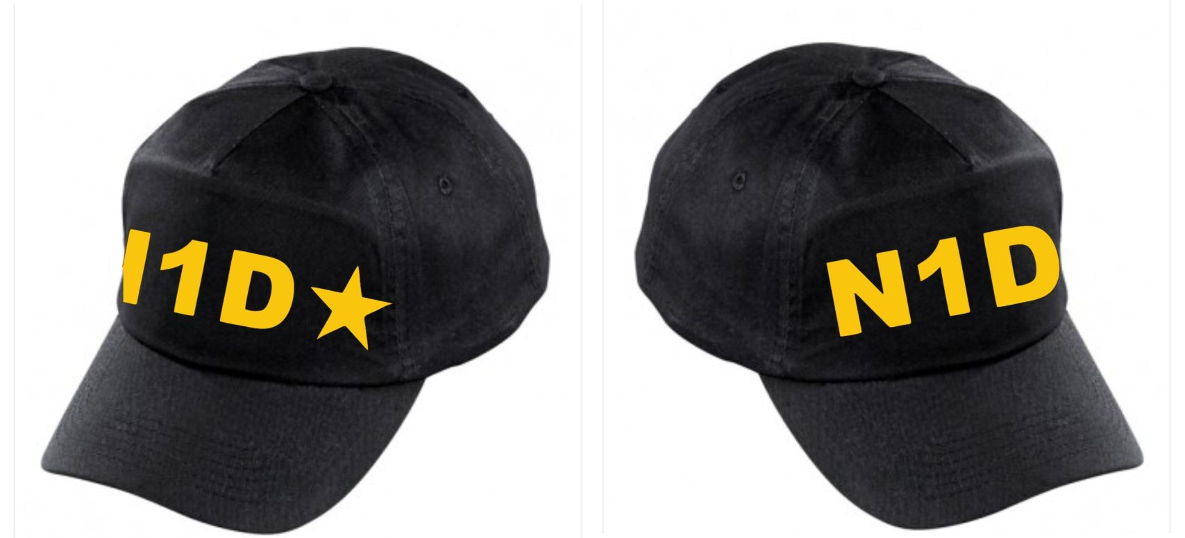 PP *#041032#* Cotton Baseball Cap (Black) with N1 Dance Logo