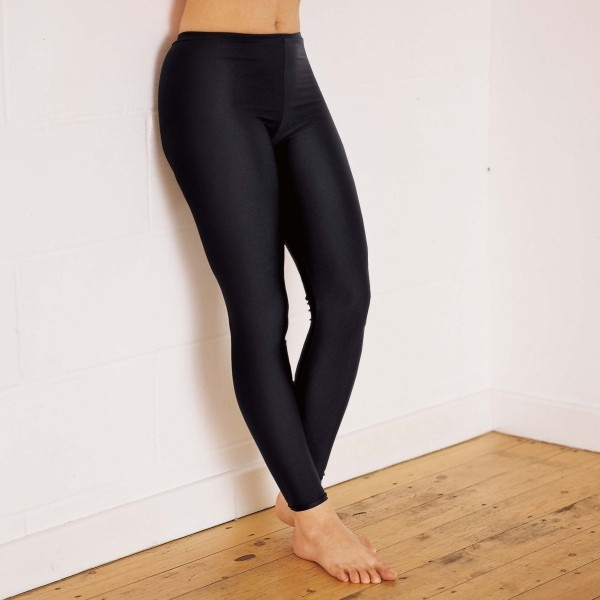 1st Position Footless Tights Cotton
