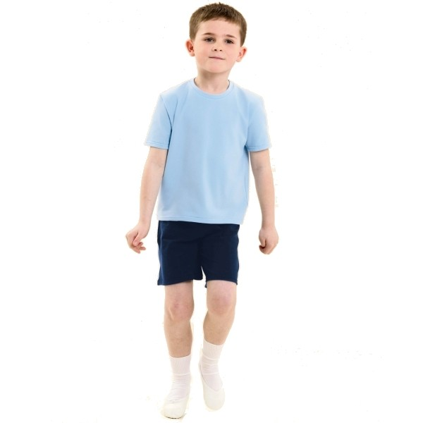 1st Position Boys Ballet Shorts (Navy Blue)