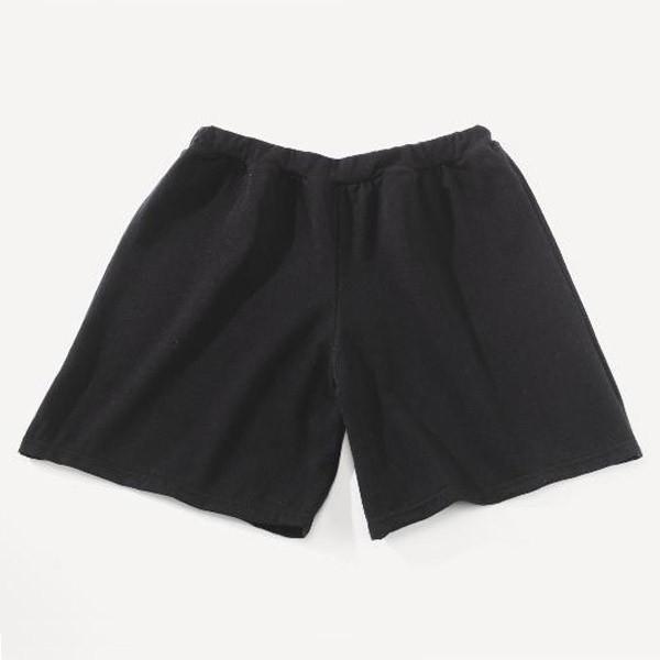 1st Position - Pantalón corto de ballet para niño (Black)