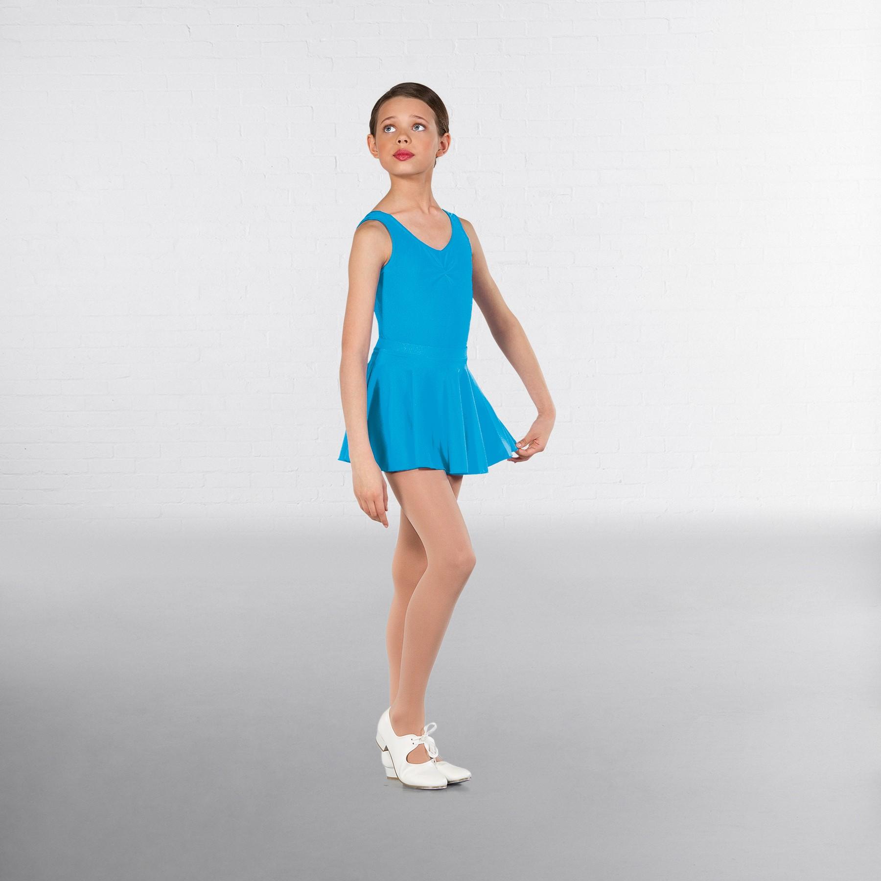 1st Position Circular Skirt (Kingfisher)