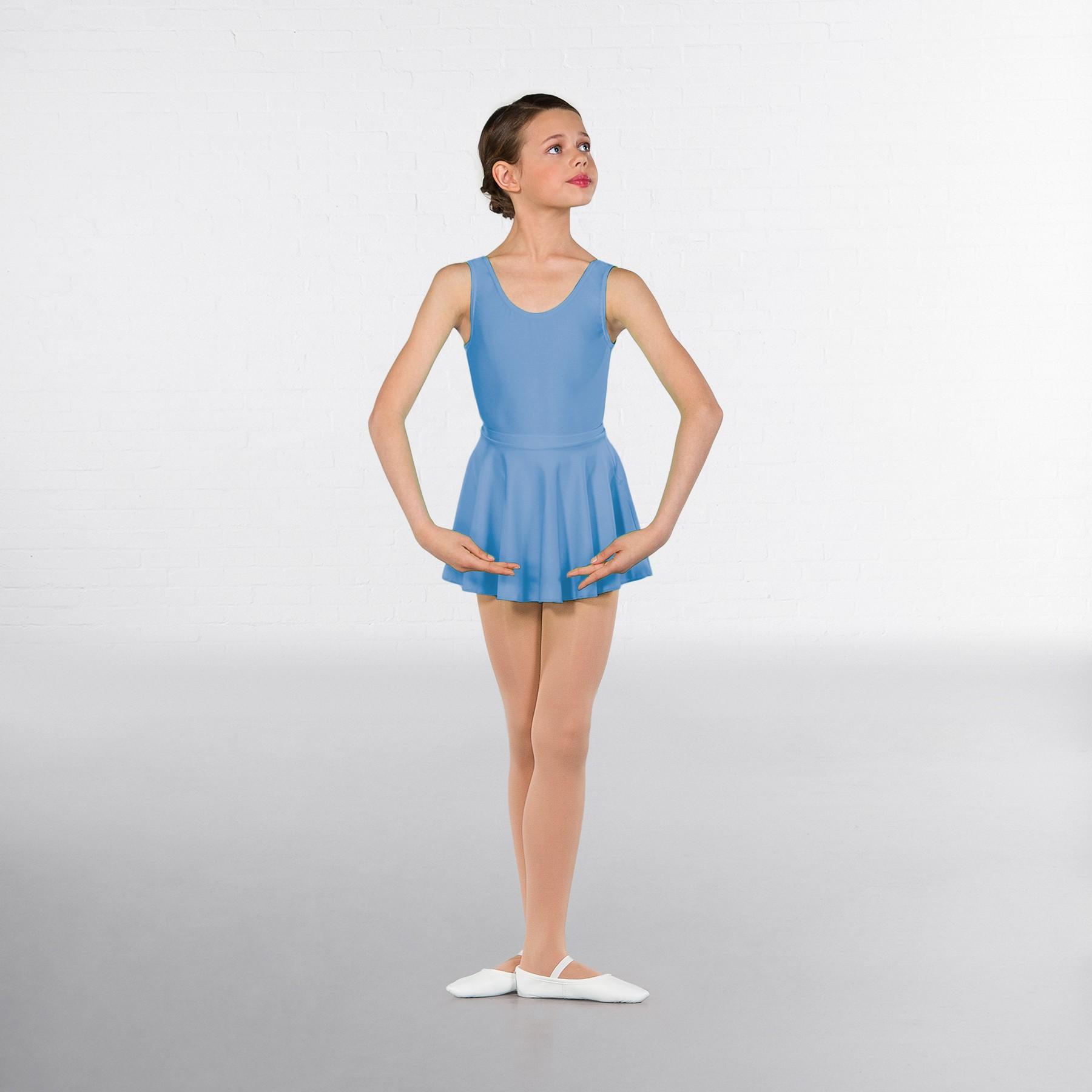 1st Position Circular Skirt (Hyacinth)