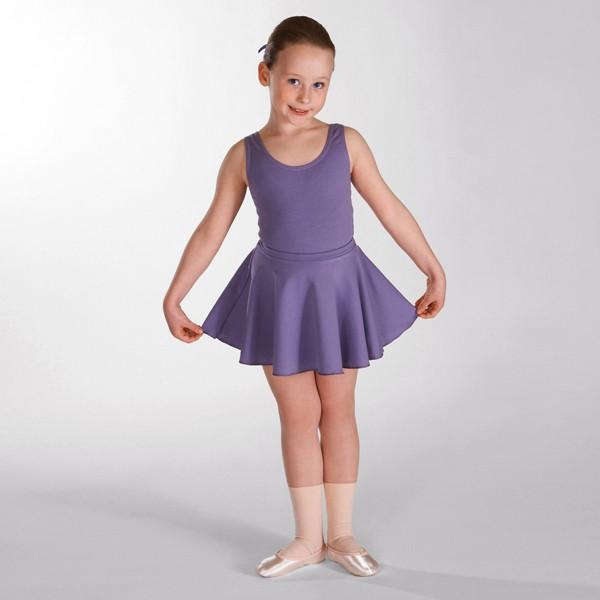 1st Position Circular Skirt Cotton (Lavender)