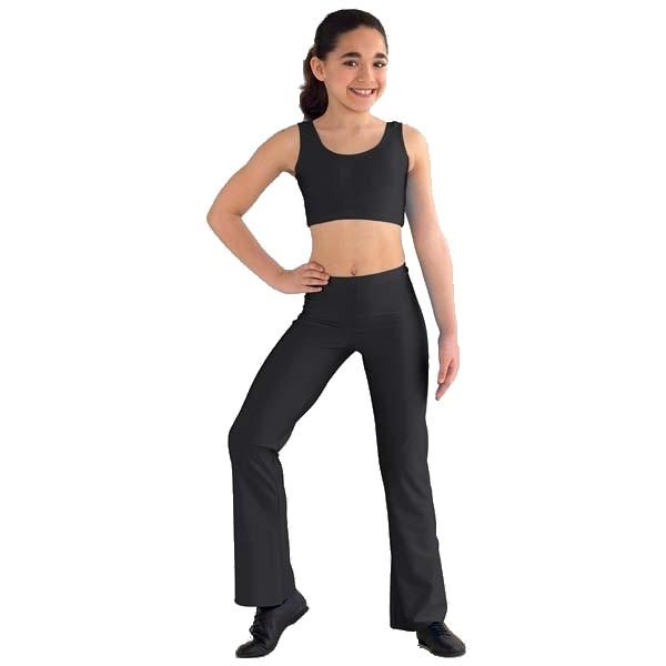 1st Position Jazz Pants (Black)