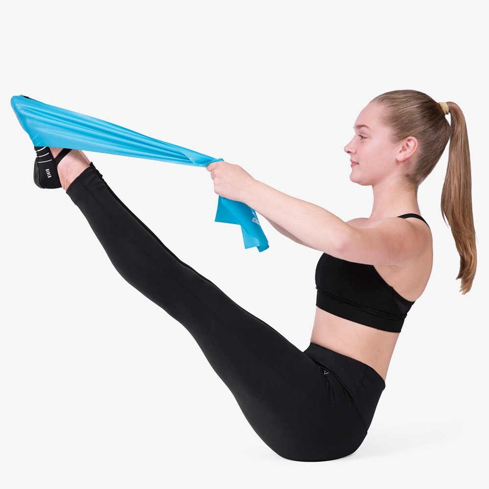 Bloch Exercise Bands Teal  Medium