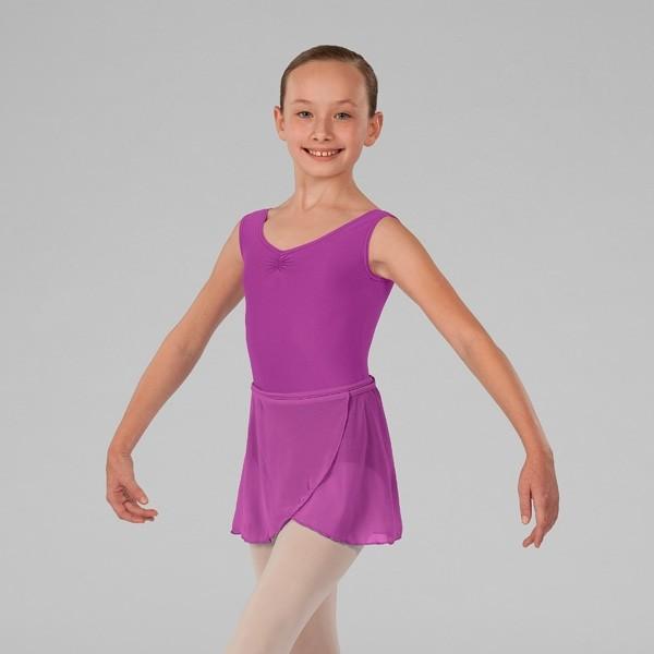 ABT Levels 1/2/3 Wrap Skirt (Magenta)