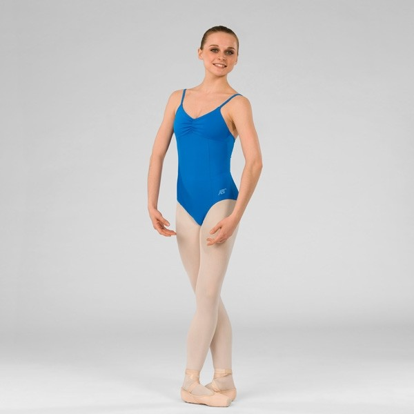 ABT Mary Levels 4/5/6/7 Camisole Leotard (China Blue)
