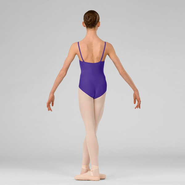 ABT Mary Levels 4/5/6/7 Camisole Leotard (Violet)