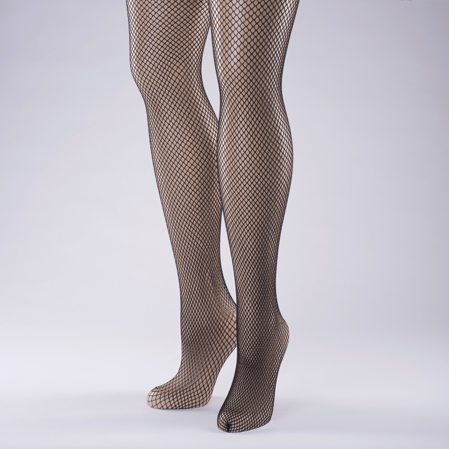 Childs Fishnet Tights (Black)