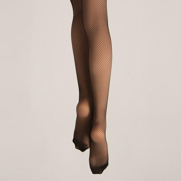 Silky Netzstrumpfhose (Black)