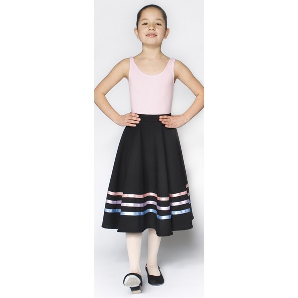 Little Ballerina Character Skirt (RAD Approved) (Pastels)