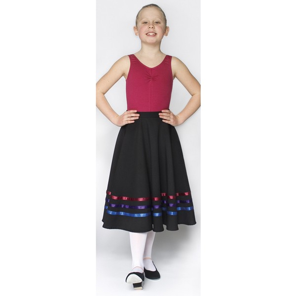Little Ballerina Character Skirt (RAD Approved) (Brights)