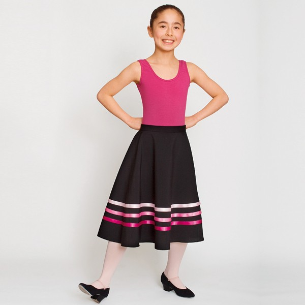 Little Ballerina Character Skirt (RAD Approved) (Pinks)