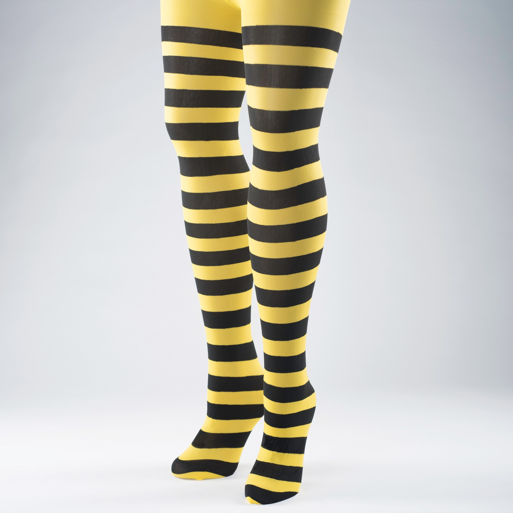 Insect Tights (Childs) (Black/Yellow)