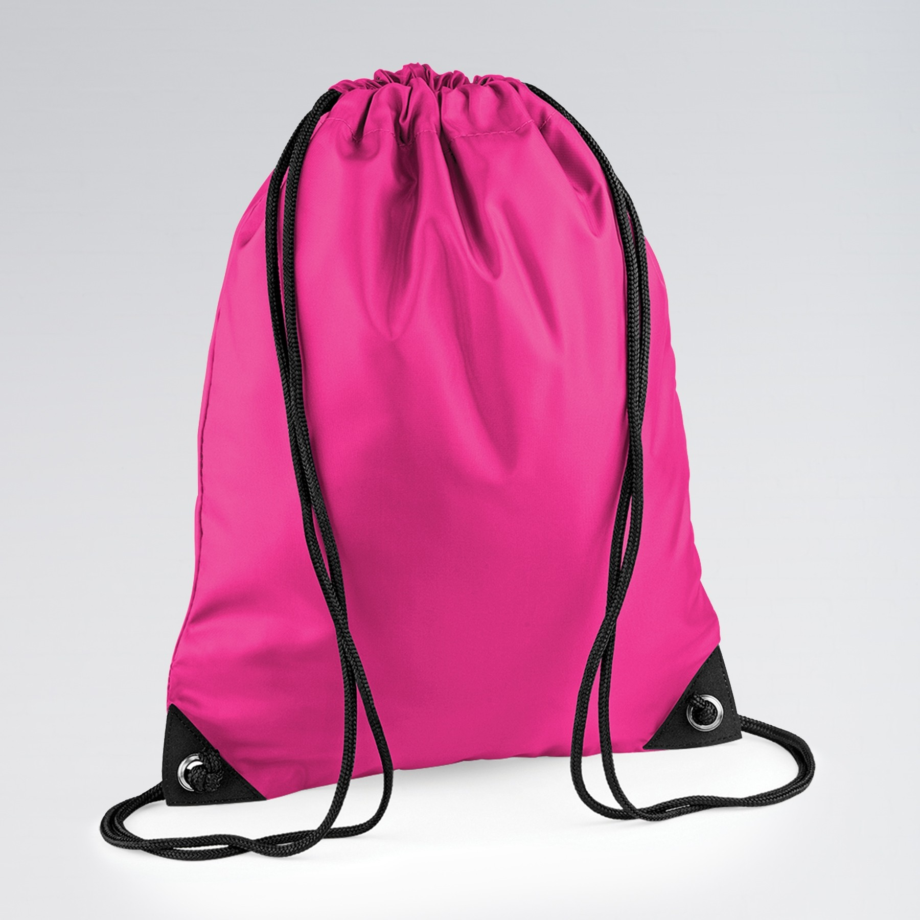 PP*#13#* Gymsac Fuchsia with Afonso School of Performing Arts Logo