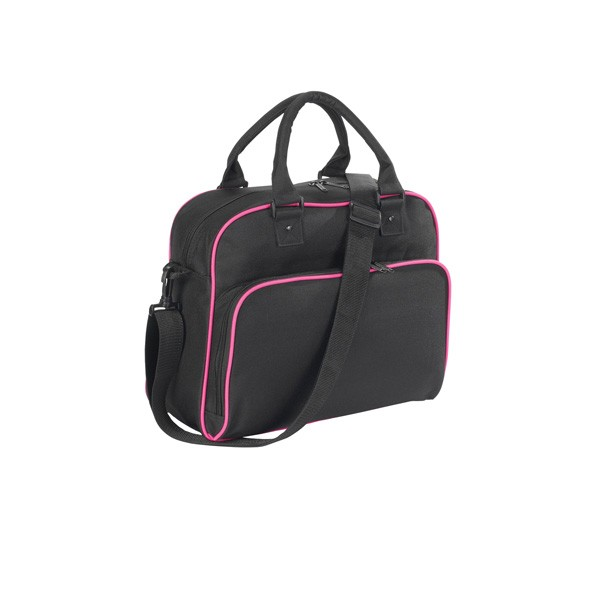 Junior Dance Bag Black/Fushia