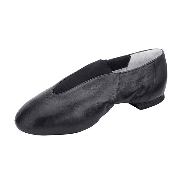 Bloch Pure Jazz Pull On Split Sole Shoes